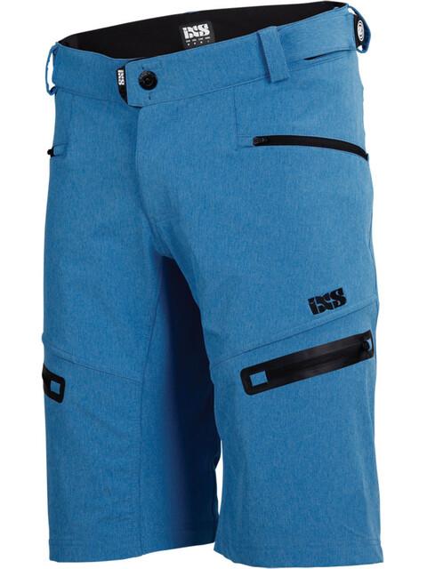 IXS Sever 6.1 BC fietsbroek kort Heren blauw